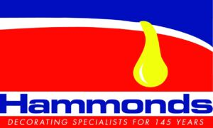 Hammonds Logo 145yrs